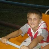 Островський Андрій  8 років