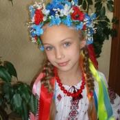 Анна Фурман 8 років