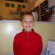 Данило Цяпко 8 років
