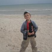 Максим Якимчук 8 років