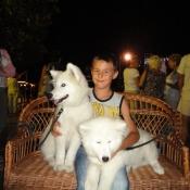 Притуляк Ростик 8 років
