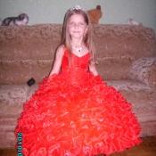 Вікторія Тітаренко 7 років