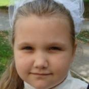Вікторія Юнусова 8 років