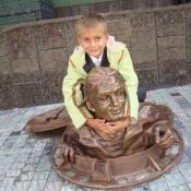 Владислав Терлецький 8 років