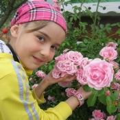 Ульяна Слюсар 9 років