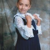 Даша Зеленюк 9 років