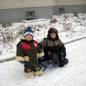 Сергій і Кирило Дундюки