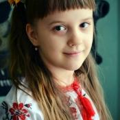 Ангеліна Сергіївна Водько , 8 років