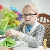 Ілля Котельчук, 9 років