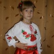 Колеснікова Віка, 5 років