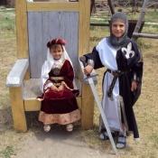 Грищук Володимир 8 р. та його сестра Ірина 4р