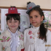 Никитишин Анжеліка і Лук'яненко Софія