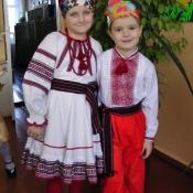 Євгенія Куца й  Олександр Слюсар