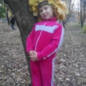 Єлизавета Лаба, 6,5 років