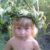 Колеснікова Вікторія, 4  роки