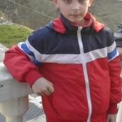 Кушнір Максим, 8 років