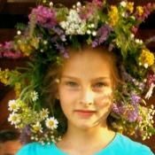 Анна Гуменюк, 7 років