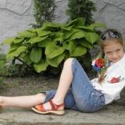 Вероніка Болдарева, 7 р., НВК №14 м. Кам'янець-Поділ