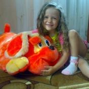 Андрушко Даша, 6 років