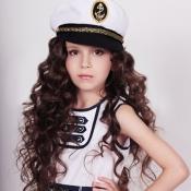 Каріна Корнута 7 років