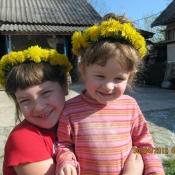 Анастасія й Анна Матвєєви
