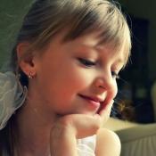 Солярчик Діана, 9 років