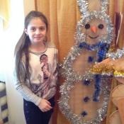 Вікторія Піляк,  8 років
