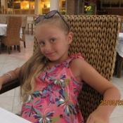 Катя Місюк,7 років