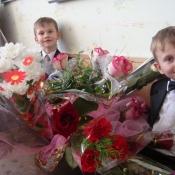 Костя і Влад Гринчевські