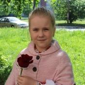 Вероніка Корчагін, 9 років