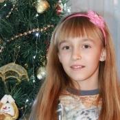 Вікторія Павлюк, 9 років