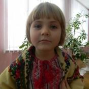 Анна Процун, 3 р.