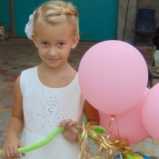 Оксанка Пиріг (4 роки)