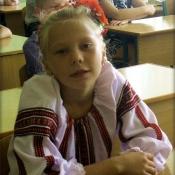 Ірина Хшанович, ЗОШ № 1 м. Кузнецовськ Рівненської обл.