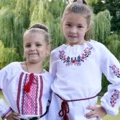 Дарина та Вікторія Геруки