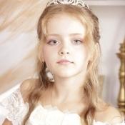 Вероніка Царик, 8 років