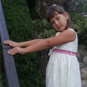 Ліза, 8 років