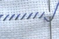 "Рис.38. ""Косий хрест"" у горизонтальному напрямку"